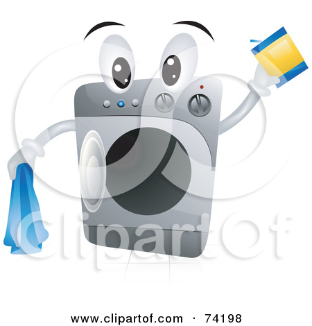 Broken Washing Machine Clipart - Clipart Kid