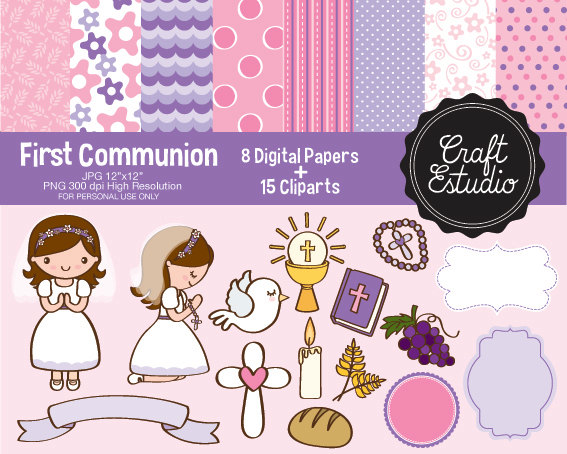 Communion High Resolution Clipart - Clipart Kid