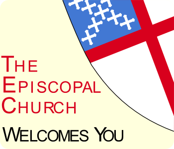 Episcopal Church Shield Clip Art