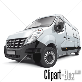 Related Renault Master Van Cliparts