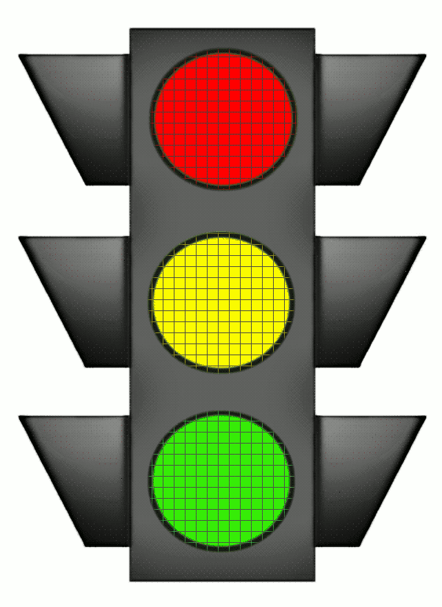 Traffic Signal Large All