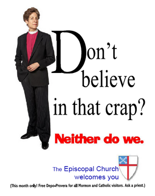 Why I Am Not An Episcopalian