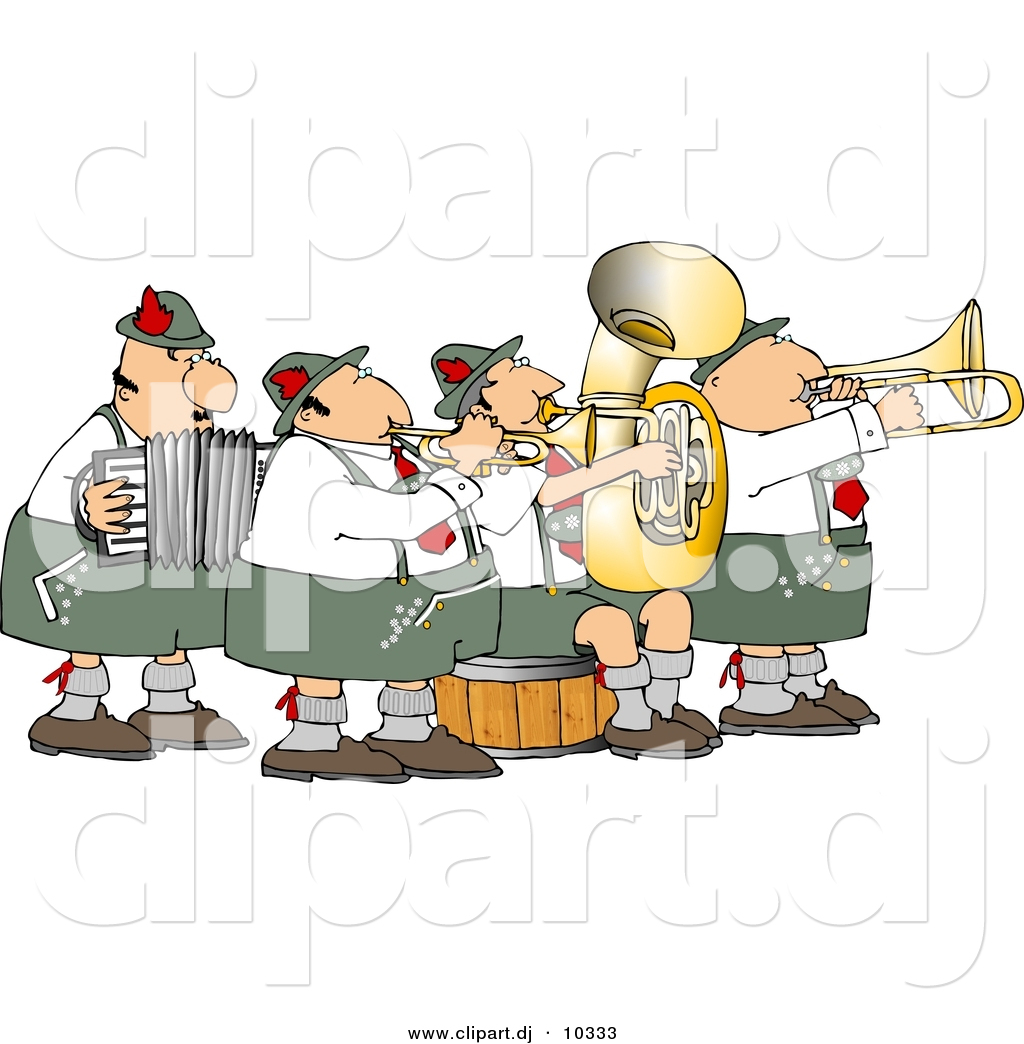 clipart of music bands - photo #35