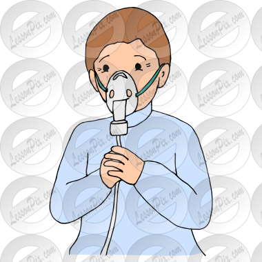For Classroom   Therapy Use   Great Breathing Treatment Clipart