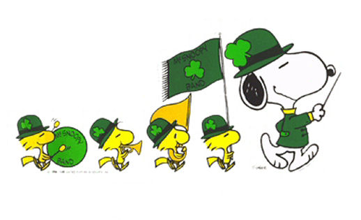 Image result for st patrick's day parade, clipart