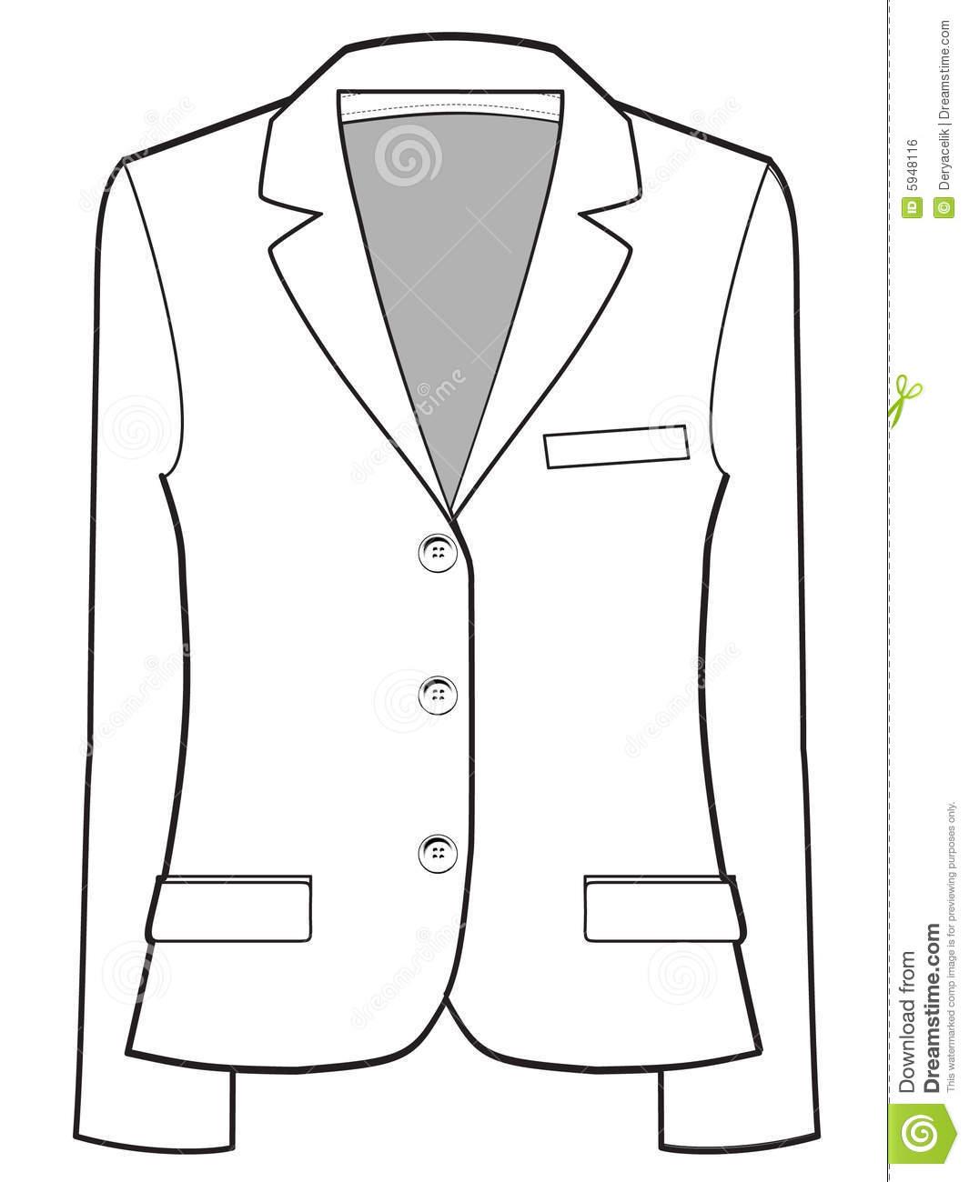 Clip Art Black And White Suit Clipart - Clipart Suggest
