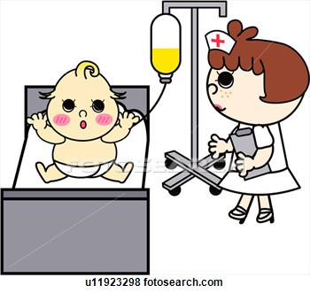 Treatment Job Baby Nurse Medical  Fotosearch   Search Clipart