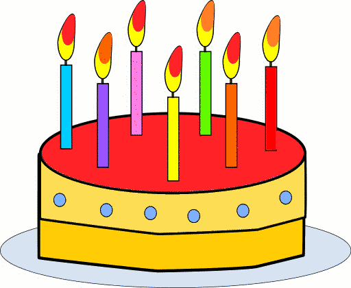 Birthday Clipart Animated   Clipart Best