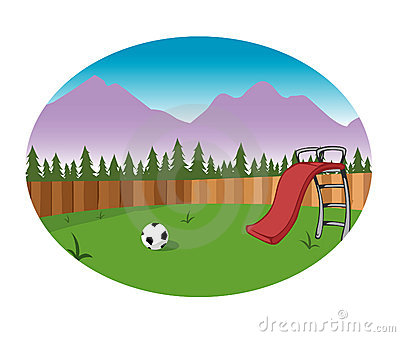 Back Yard Clipart - Clipart Suggest
