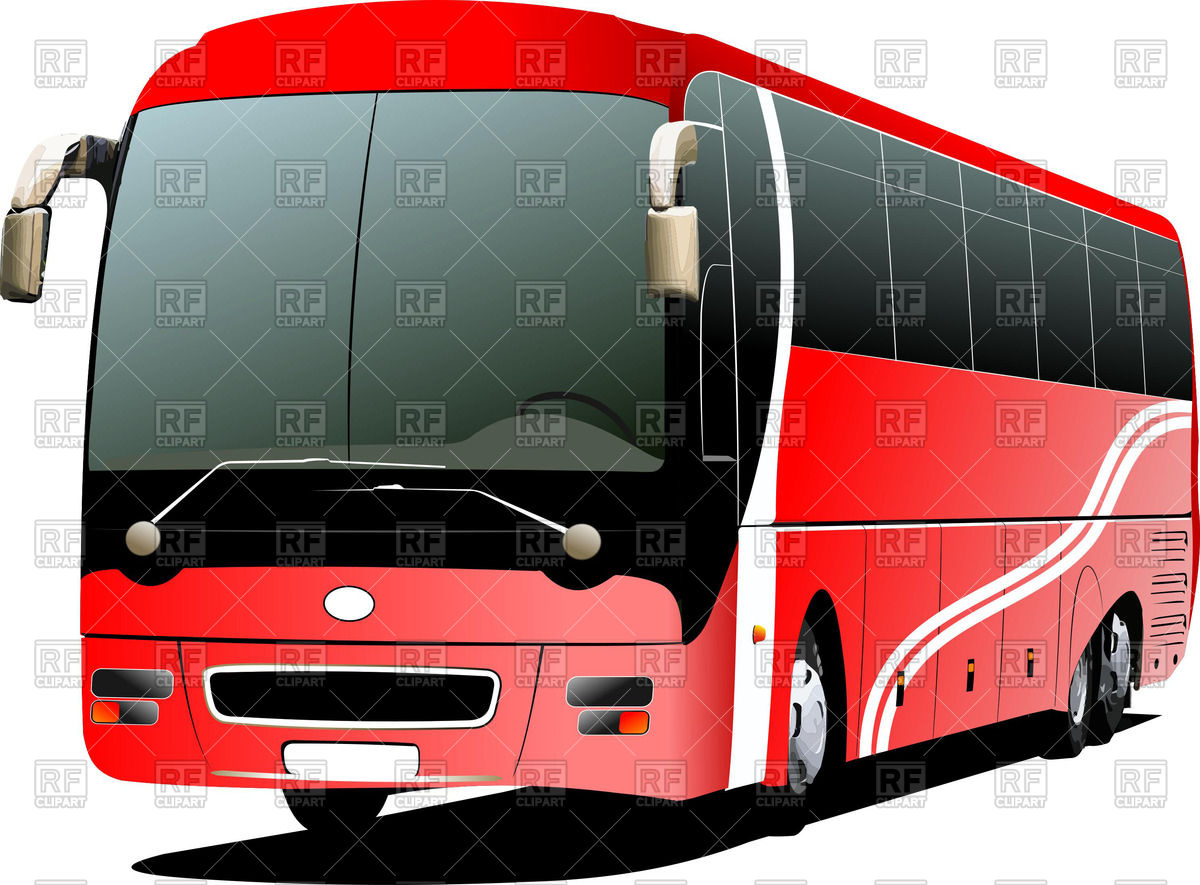 Coach bus clipart clipart suggest for Clipart bus