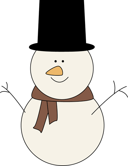 Snowman Hat Clipart - Clipart Kid
