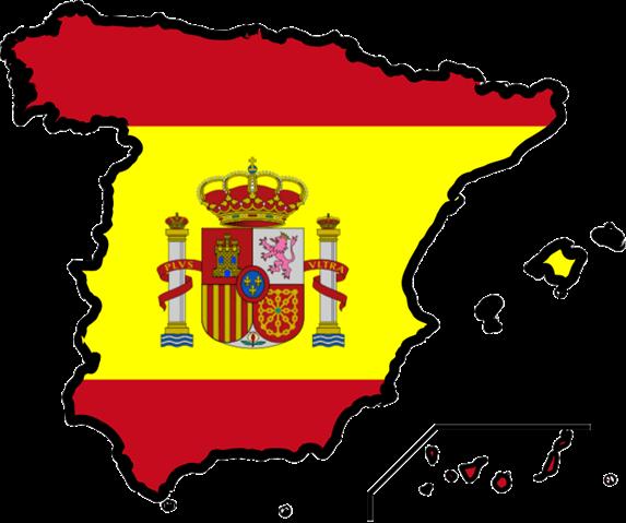 Spain Flag Spain Flag Map ...