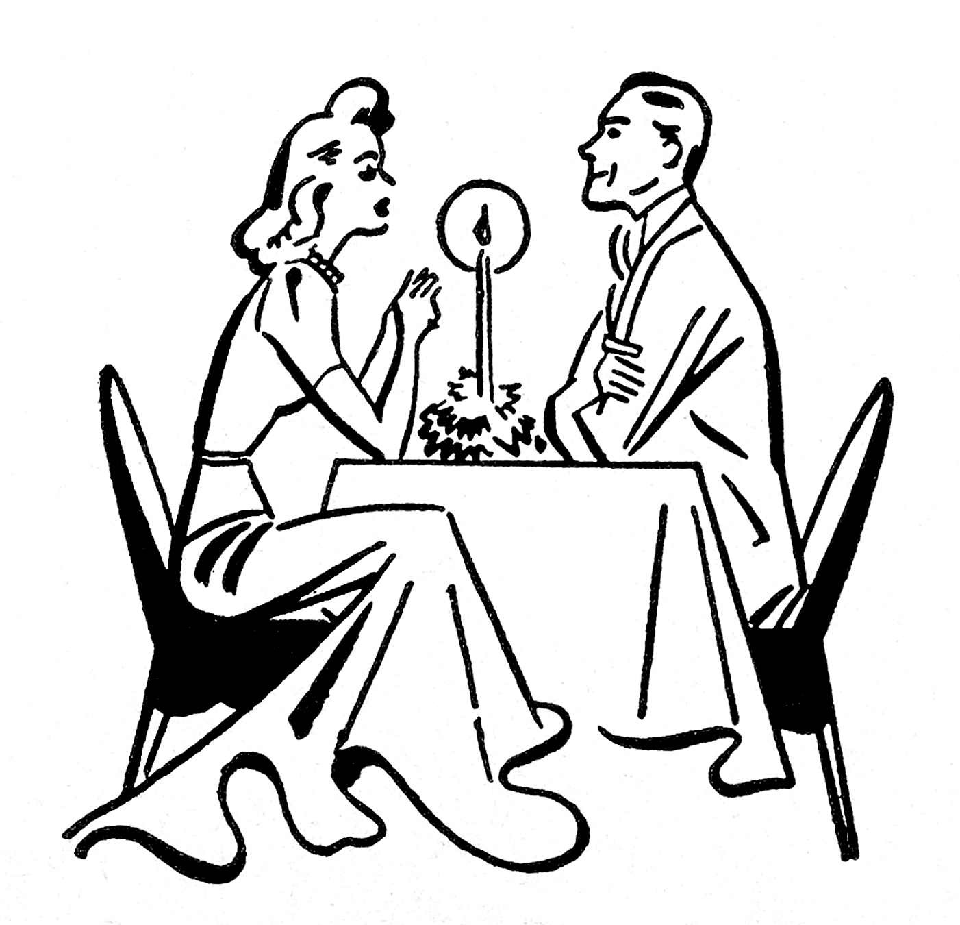 1950s Clipart   Cliparts Co