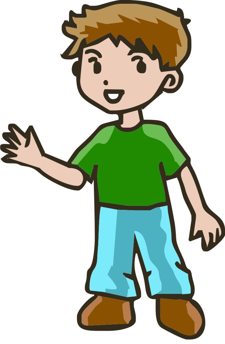 brown boy clipart clipart suggest