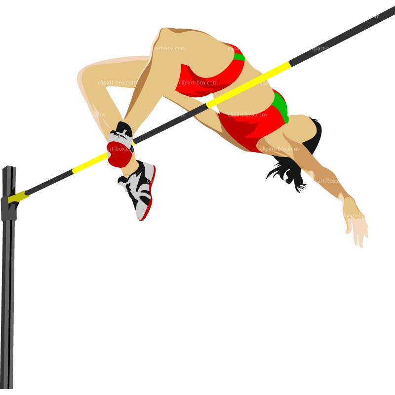high jump clipart - photo #4