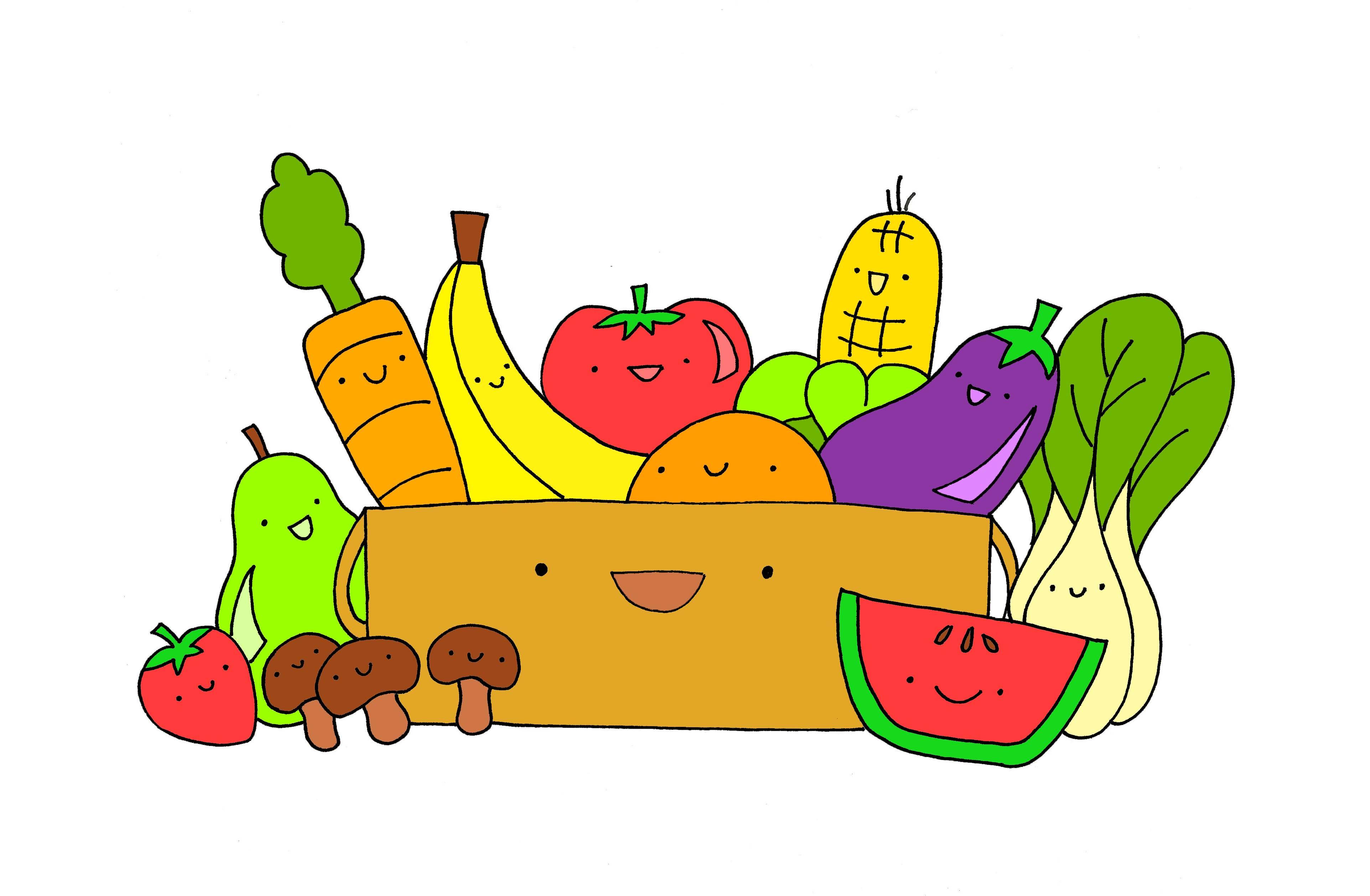 Myndaniðurstaða fyrir food cartoon