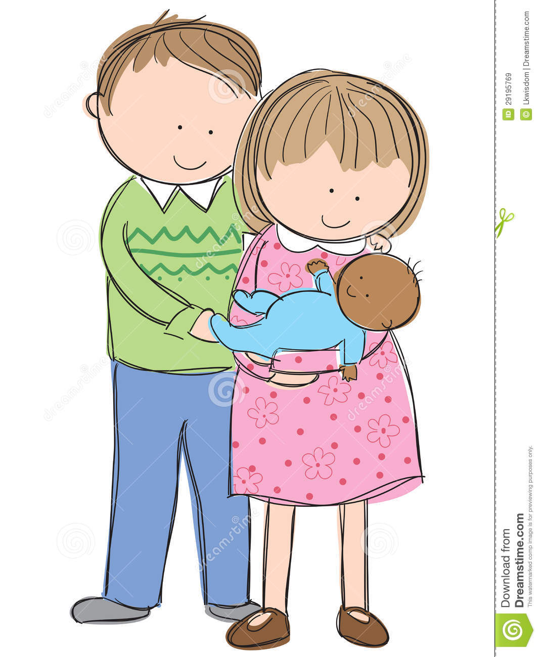 Adoption Clipart - Clipart Kid