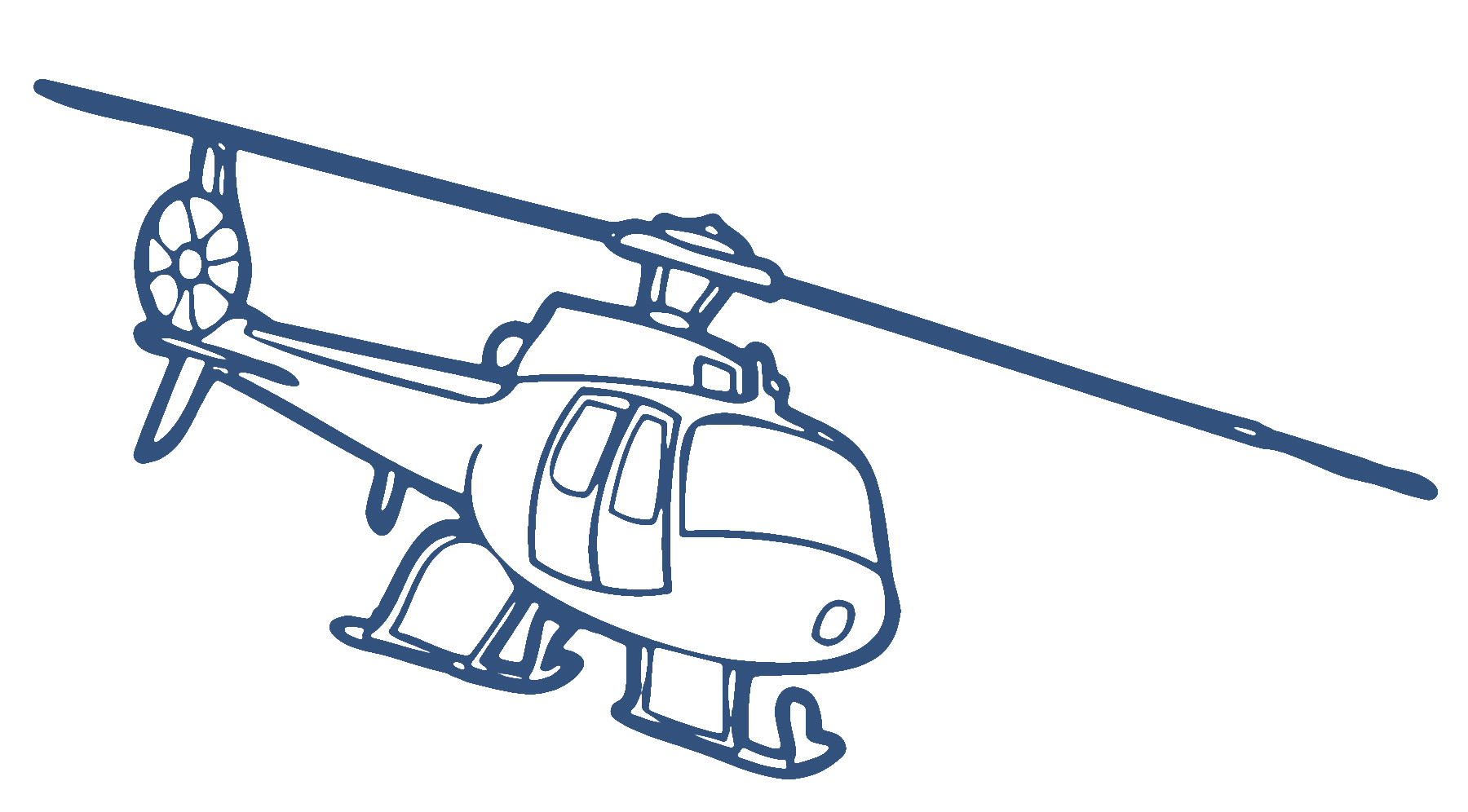 Helicopter Clipartbluehelicopter Cliparthelicopter