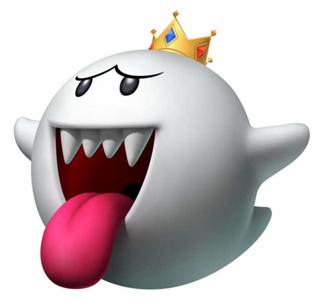 King Boo   Free Images At Clker Com   Vector Clip Art Online Royalty