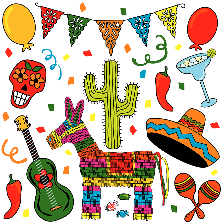 Party Food Clipart - Clipart Kid