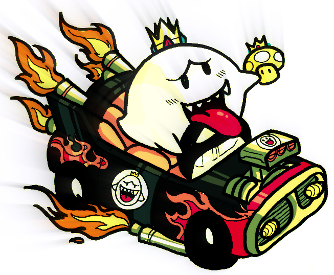 Pictures Of King Boo   Clipart Best