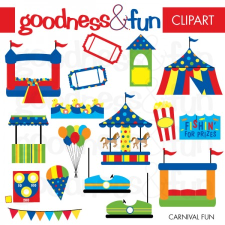 Carnival Sign Clipart - Clipart Kid