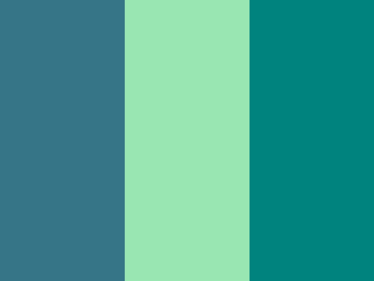 1280x960 teal blue teal deer teal green three color What color is teal