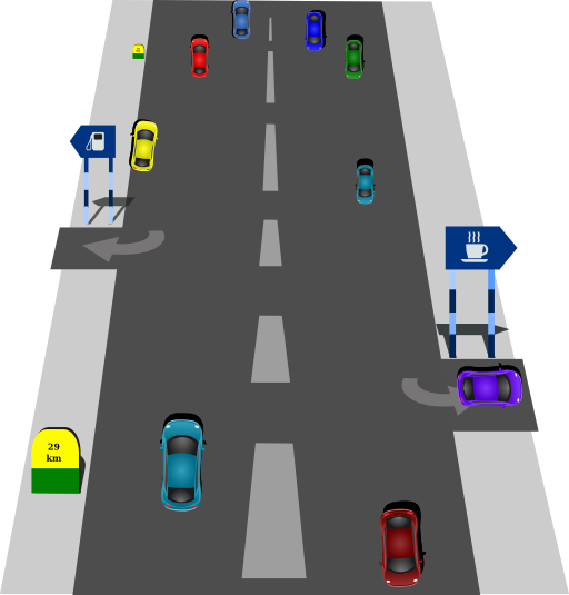 Road Clipart Royalty Free Public Domain Clipart