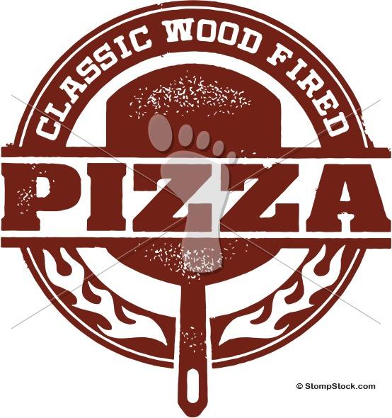 Brick Oven Pizza Clip Art Cliparts