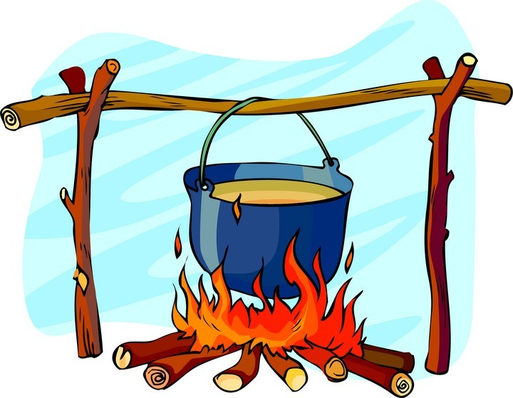 Campfire Smores Clipart   Clipart Panda   Free Clipart Images