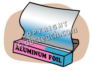 Clip Art  Basic Words  Foil Color Unlabeled   Preview 1