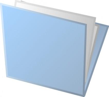Folder Open Clip Art  Svg 42