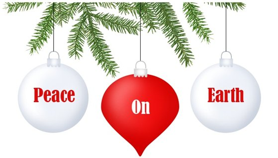 Silva Peace On Earth Graphics Peace On Earth Christmas Merry Christmas