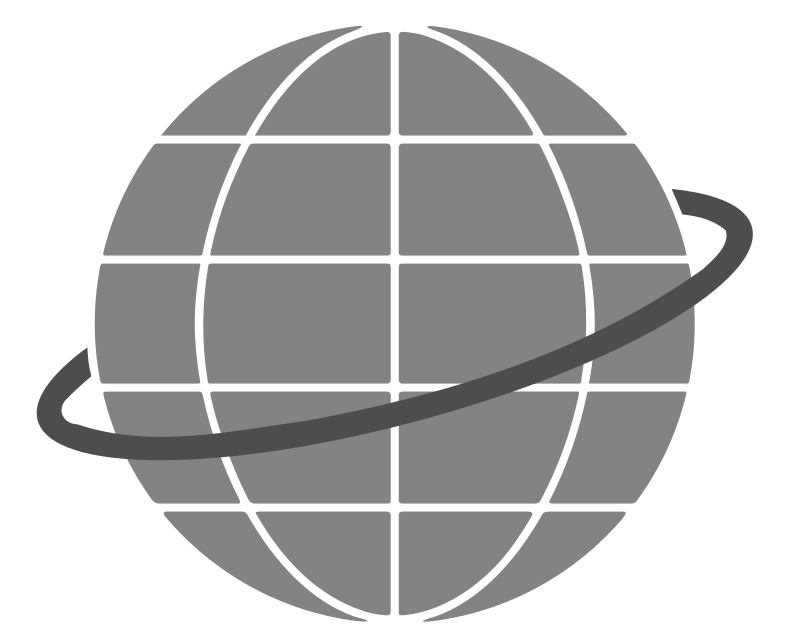 Simple Globe By Bnielsen   A Simple Icon Representation Of A Globe