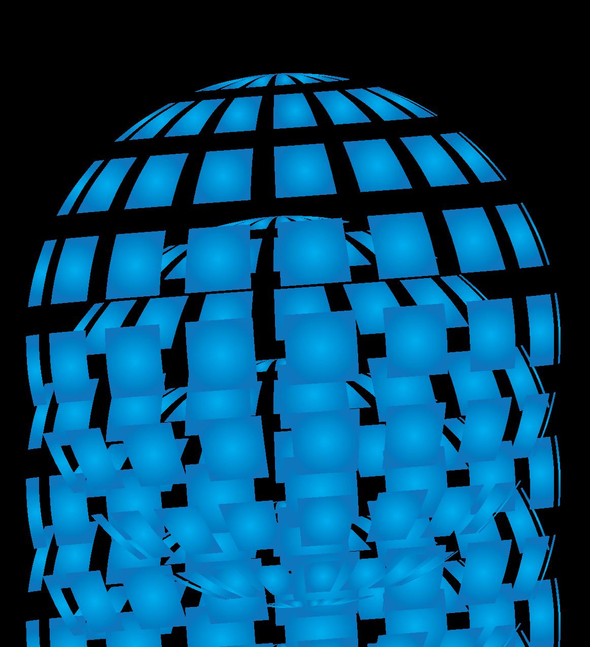 Simple Globe Clipart - Clipart Kid