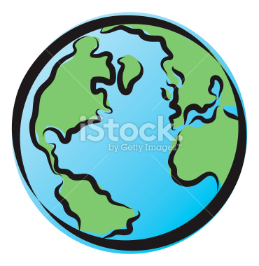 Simple Globe Vector Stock Illustration 3880105 Simple Globe Icon Jpg