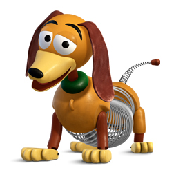 Toy Story Slinky Dog Clipart - Clipart Kid