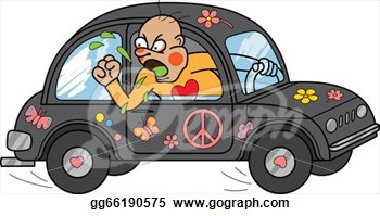 Stock Illustration   Angry Driver   Clipart Gg66190575