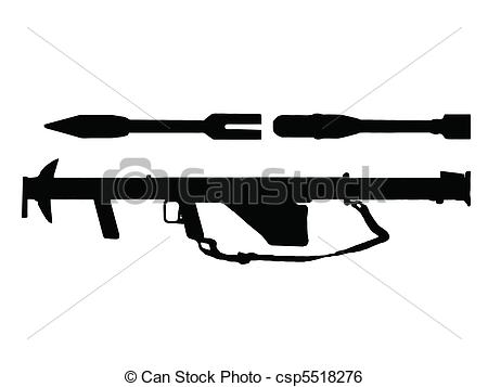 Vector   Ww2   Infantry Anti Tank Weapon   Stock Illustration Royalty