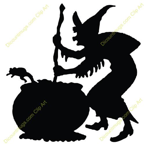 free halloween clipart witch cauldron - photo #42