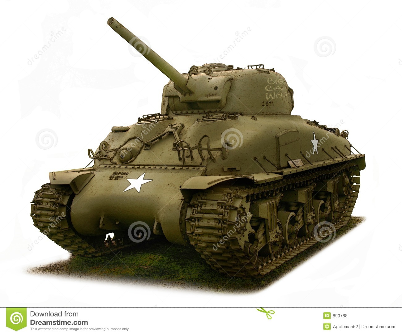 World War Ii Tank Mr No Pr No 4 4060 23