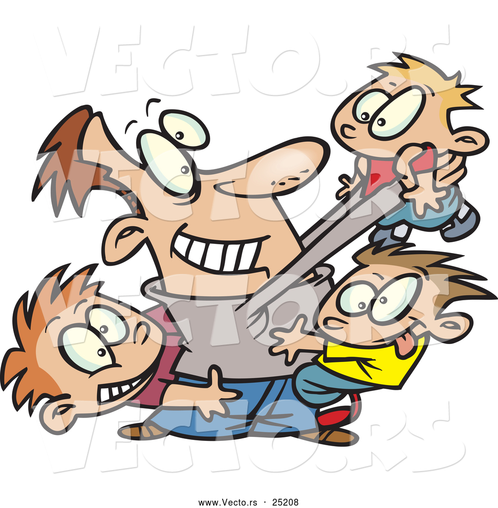 Angry Dad Clipart New Stock
