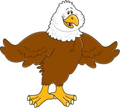 Free Eagle Clip Art Images        Carson Dellosa Letters And Numbers