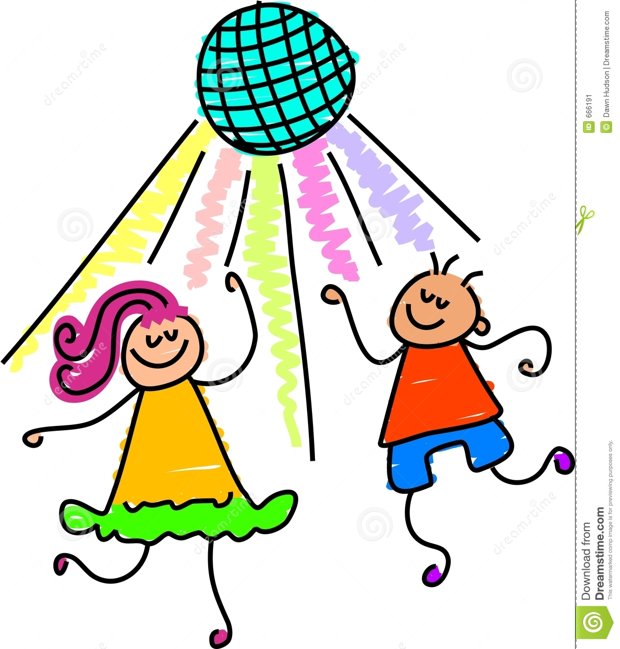 Dance Cartoon Clipart - Clipart Kid