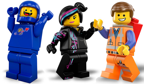 Pictures From The Lego Movie: Lego People Clipart