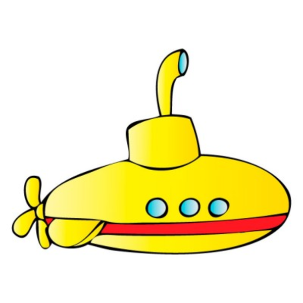 Submarine Kit A   Free Images At Clker Com   Vector Clip Art Online