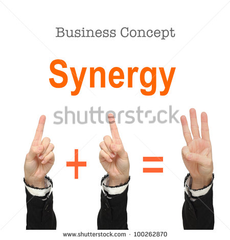 Synergize Clipart Woman Hands Show   Synergy