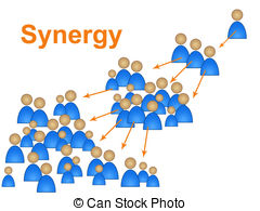 Synergize Illustrations And Clipart