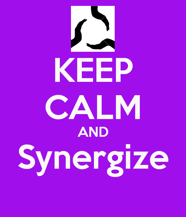 Synergize Poster Get This Poster For Your