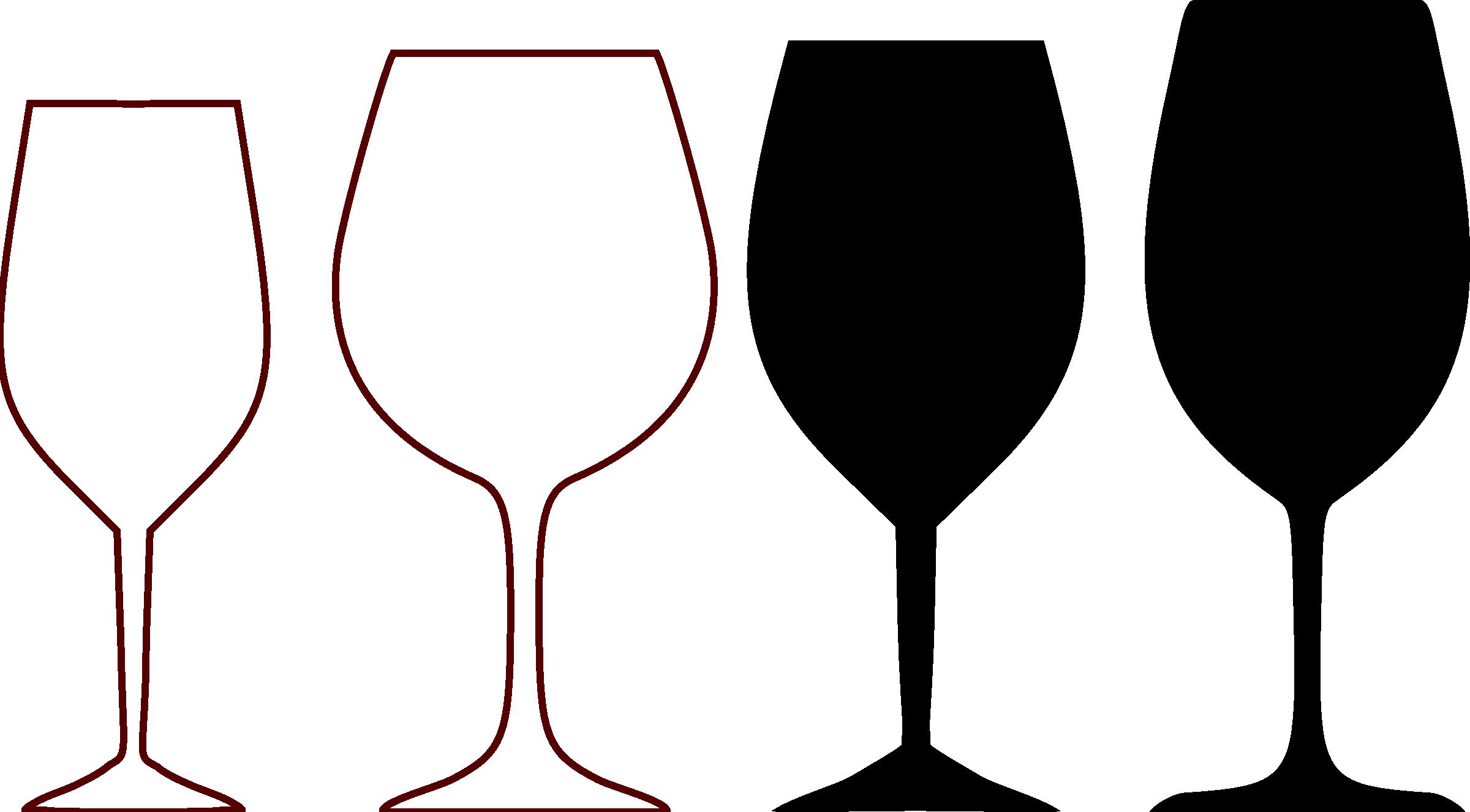 wine glass clip art borders - photo #31